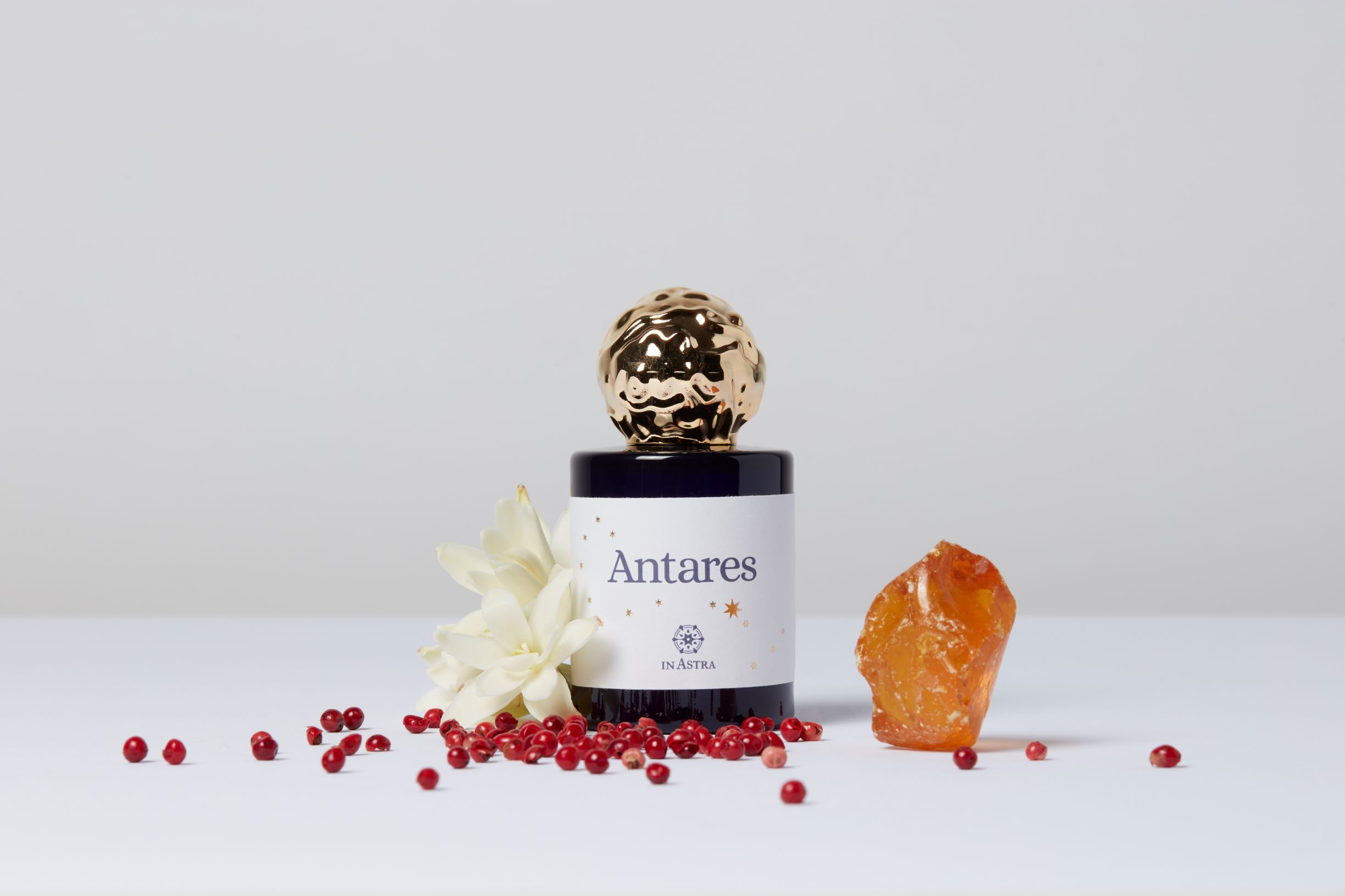 In Astra Antares bottle