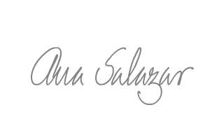 Ana Salazar Logo