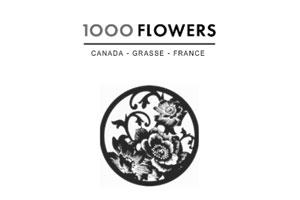1000 Flowers Logo