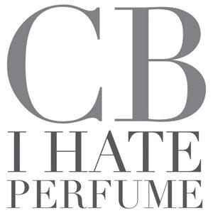 CB I Hate Perfume Logo