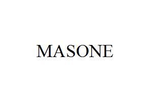 Masone Logo