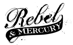 Rebel & Mercury Logo