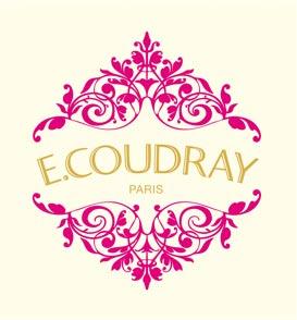 E. Coudray Logo