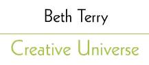 Creative Universe Beth Terry Logo