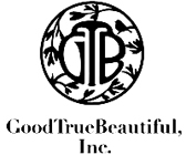 GoodTrueBeautiful Logo