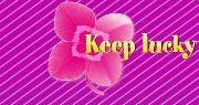 Keep Lucky Logo