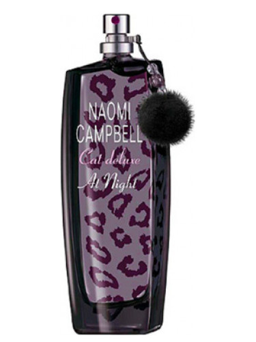 cat deluxe at night naomi campbell perfume a fragrance. Black Bedroom Furniture Sets. Home Design Ideas