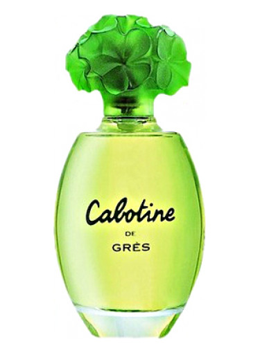 cabotine gres perfume a fragrance for women 1990. Black Bedroom Furniture Sets. Home Design Ideas