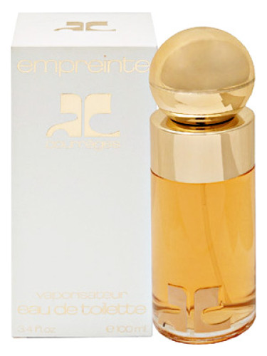 empreinte courreges perfume a fragrance for women 1970. Black Bedroom Furniture Sets. Home Design Ideas