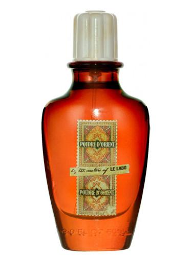 poudre d orient le labo parfum un parfum pour homme et femme 2010. Black Bedroom Furniture Sets. Home Design Ideas