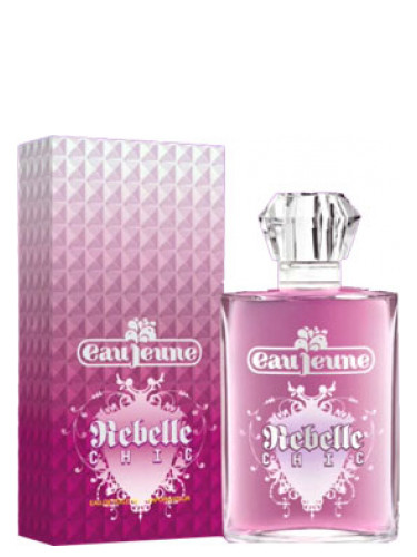 rebelle chic eau jeune parfum un parfum pour femme 2009. Black Bedroom Furniture Sets. Home Design Ideas