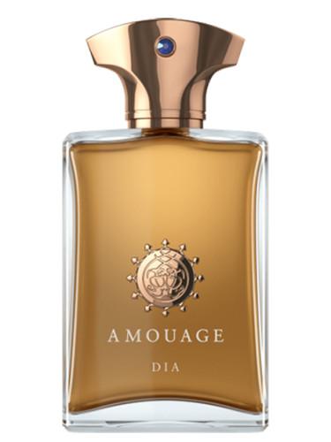 Dia pour Homme Amouage cologne - a fragrance for men 2002