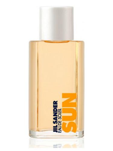 sun eau de soleil jil sander perfume a fragrance for. Black Bedroom Furniture Sets. Home Design Ideas