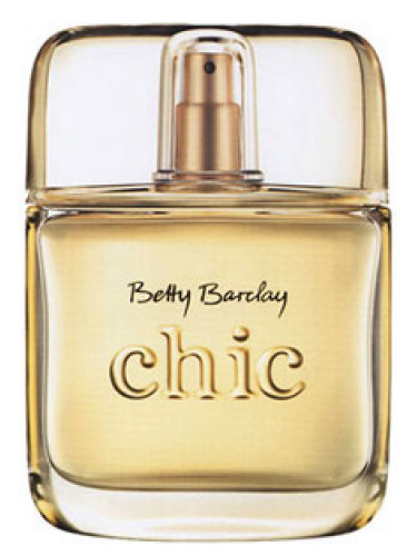 chic betty barclay perfume a fragrance for women 2011. Black Bedroom Furniture Sets. Home Design Ideas
