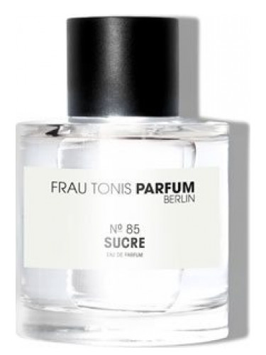 no 85 sucre frau tonis parfum parfum un parfum pour femme 2009. Black Bedroom Furniture Sets. Home Design Ideas