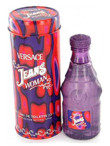Jeans Woman Versace perfume - a fragrance for women 2004