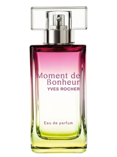 moment de bonheur yves rocher perfume a fragrance for