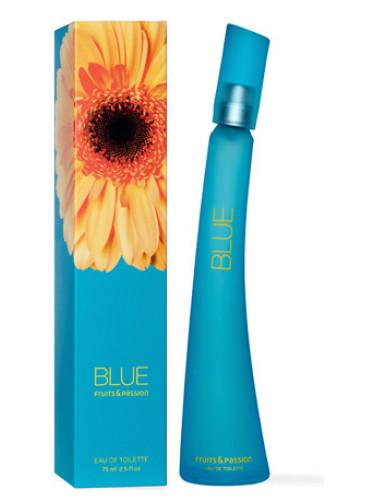 blue fruits passion parfum un parfum pour femme. Black Bedroom Furniture Sets. Home Design Ideas