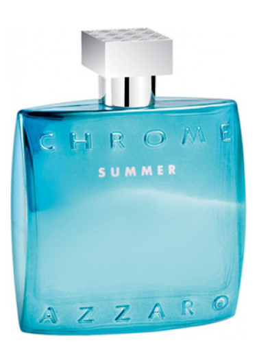 Azzaro chrome summer azzaro cologne a fragrance for men 2012 for Chrome azzaro perfume