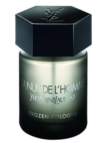 la nuit de l 39 homme frozen cologne yves saint laurent cologne a fragrance for men 2012. Black Bedroom Furniture Sets. Home Design Ideas