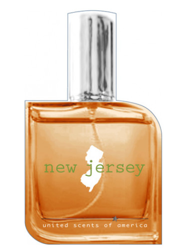 New Jersey United Scents Of America Perfume A Fragrance