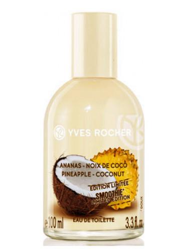 ananas noix de coco yves rocher parfum un parfum pour femme 2012. Black Bedroom Furniture Sets. Home Design Ideas