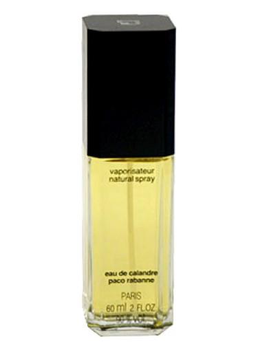 Eau de calandre paco rabanne perfume a fragrance for Paco rabanne fragrance
