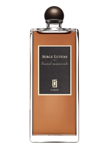 santal majuscule serge lutens perfume a fragrance for. Black Bedroom Furniture Sets. Home Design Ideas