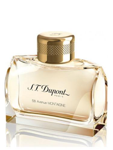 58 Avenue Montaigne pour Femme S.T. Dupont perfume - a fragrance ...