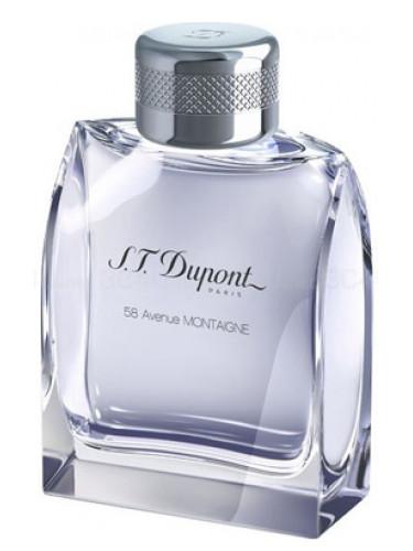 58 Avenue Montaigne pour Homme S.T. Dupont cologne - a fragrance ...