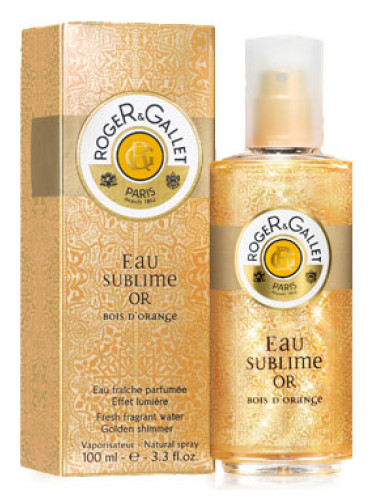 bois d 39 orange eau sublime roger gallet perfume a fragrance for women and men 2013. Black Bedroom Furniture Sets. Home Design Ideas