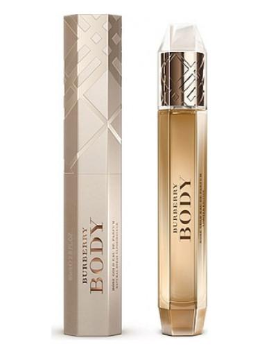 burberry gold perfume