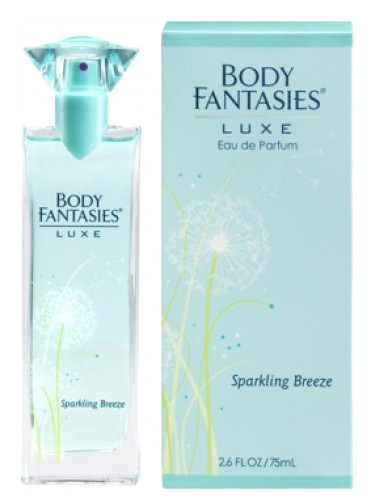 body fantasies luxe sparkling breeze parfums de coeur parfum un parfum pour femme. Black Bedroom Furniture Sets. Home Design Ideas