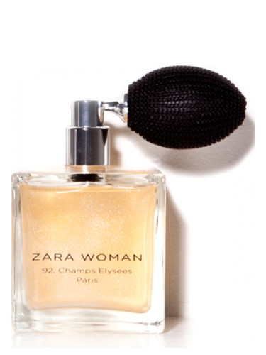 paris n 92 champs elysees zara perfume a fragrance for women 2012. Black Bedroom Furniture Sets. Home Design Ideas