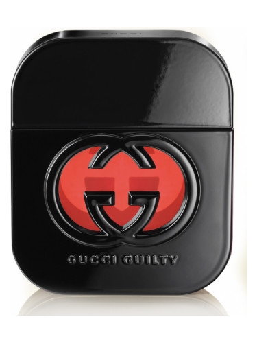 gucci black perfume
