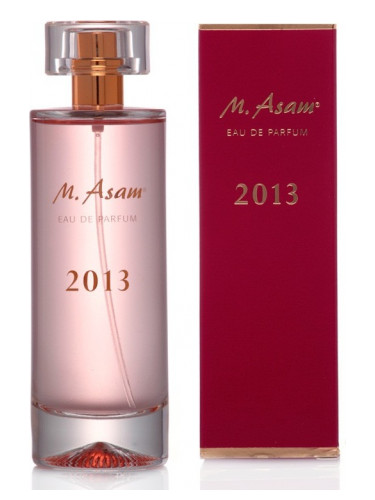 2013 eau de parfum m asam perfume a fragrance for women