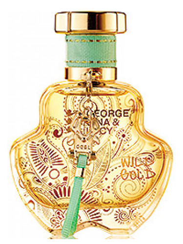 wild gold george gina lucy perfume a fragrance for. Black Bedroom Furniture Sets. Home Design Ideas