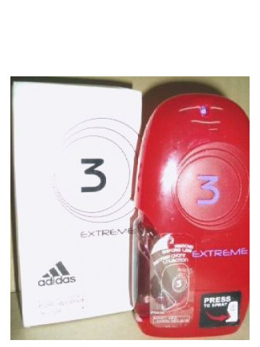 Adidas 3 Extreme Pour Elle
