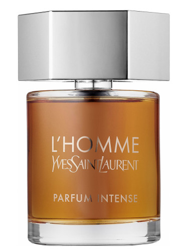 l 39 homme parfum intense yves saint laurent colonia una fragancia para hombres 2013. Black Bedroom Furniture Sets. Home Design Ideas