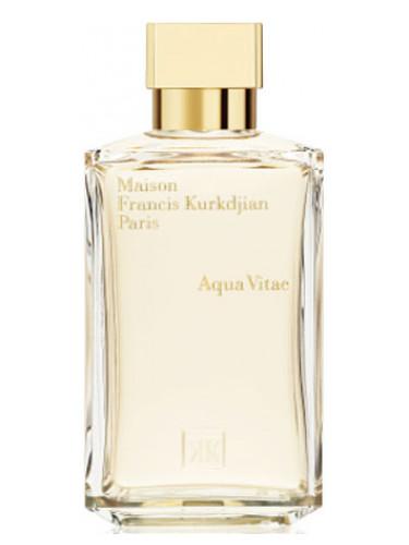 aqua vitae maison francis kurkdjian perfume