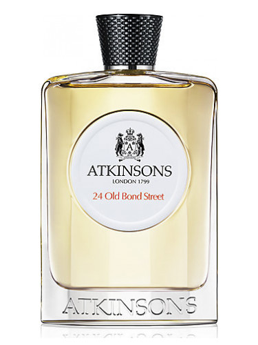 24 Old Bond Street Atkinsons perfume a fragrance for