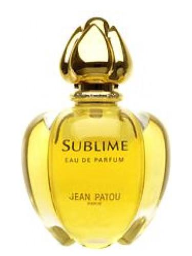 Sublime Jean Patou perfume - a fragrance for women 1992