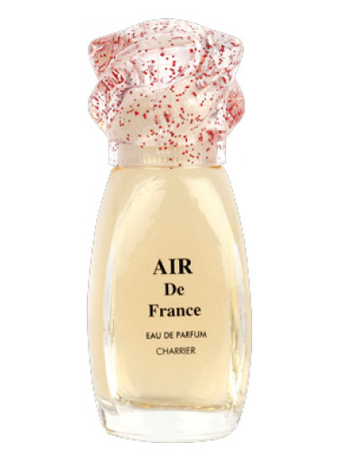 air de france charrier parfums parfum un parfum pour femme. Black Bedroom Furniture Sets. Home Design Ideas