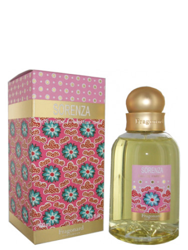 sorenza fragonard parfum un parfum pour femme 1996. Black Bedroom Furniture Sets. Home Design Ideas