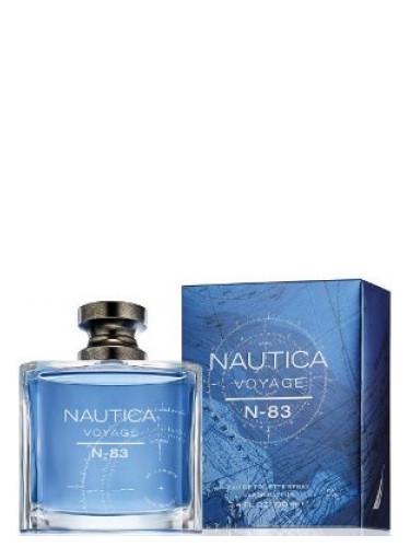 Nautica Voyage N-83 Nautica cologne - a fragrance for men 2013