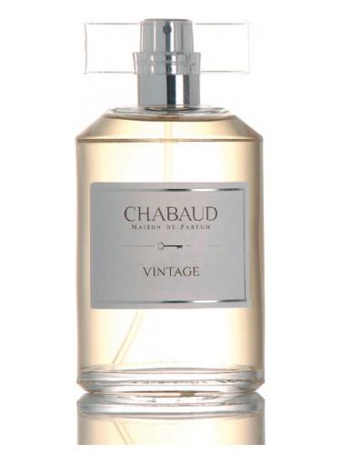 vintage chabaud maison de parfum perfume a fragrance for women. Black Bedroom Furniture Sets. Home Design Ideas