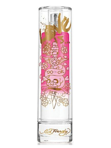ed hardy love is christian audigier perfume a. Black Bedroom Furniture Sets. Home Design Ideas
