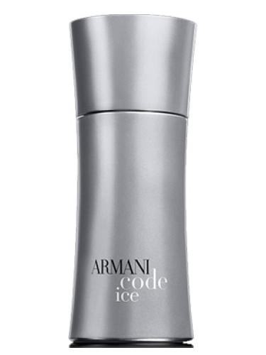 armani code ice giorgio armani cologne ein es parfum f r. Black Bedroom Furniture Sets. Home Design Ideas