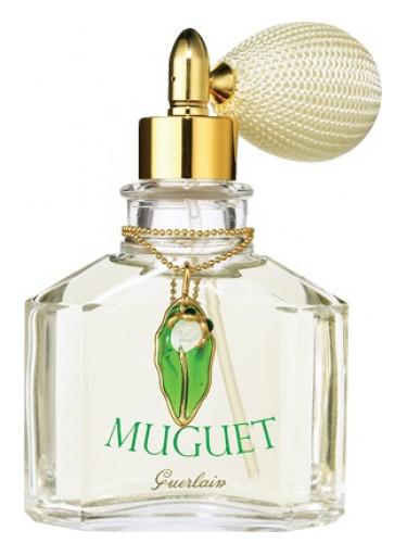 muguet 2012 guerlain perfume a fragrance for women 2012. Black Bedroom Furniture Sets. Home Design Ideas