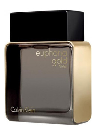 Calvin klein euphoria gold notes